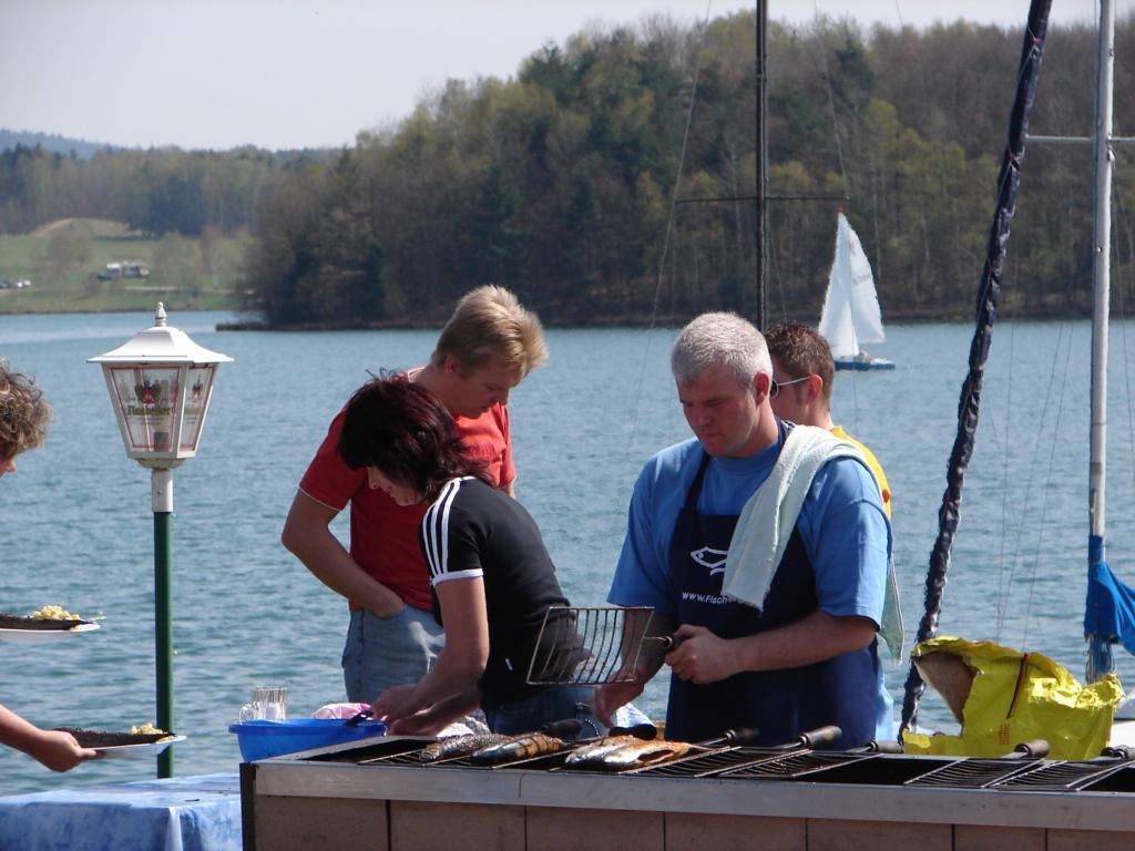 Segelschule Schwandorf Fisch Michl